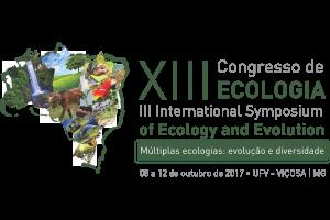 1b26de1354 XIII Congresso de Ecologia 2017